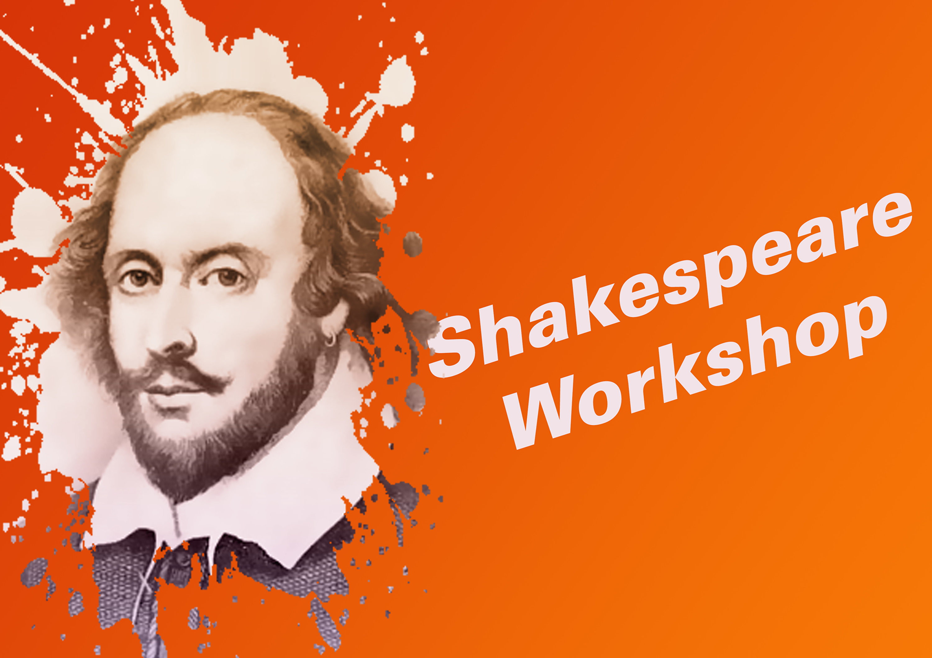CANCELLED - Shakespeare Workshop